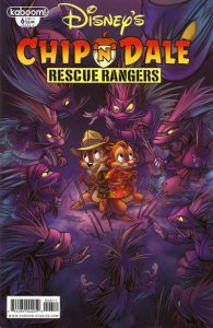 Chip 'n' Dale Rescue Rangers #6 (2011)