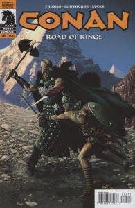 Conan: Road of Kings #6 (2011)