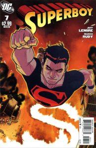 Superboy #7 (2011)
