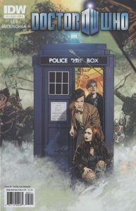 Doctor Who #5 (2011)