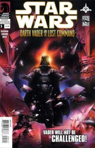 Star Wars: Darth Vader and the Lost Command #5 (2011)