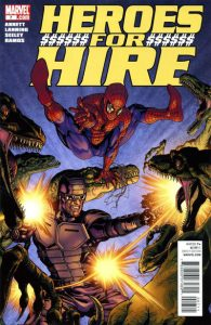 Heroes for Hire #7 (2011)