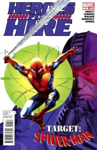 Heroes for Hire #6 (2011)