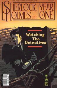 Sherlock Holmes: Year One #5 (2011)