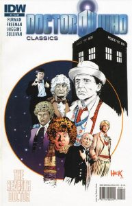 Doctor Who Classics: The Seventh Doctor #4 (2011)