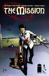 The Mission #4 (2011)