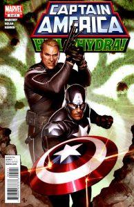 Captain America: Hail Hydra #5 (2011)