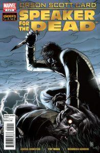 Orson Scott Card's Speaker for the Dead #5 (2011)