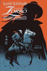Lone Ranger & Zorro: The Death of Zorro #3 (2011)