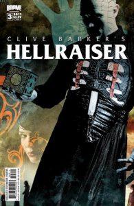 Clive Barker's Hellraiser #3 (2011)