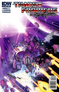 The Transformers: Heart of Darkness #3 (2011)