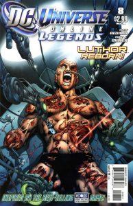 DC Universe Online Legends #8 (2011)