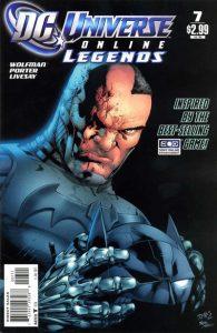 DC Universe Online Legends #7 (2011)