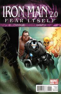 Iron Man 2.0 #5 (2011)