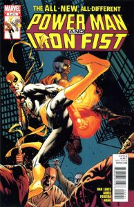 Power Man and Iron Fist #5 (2011)