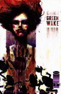 Green Wake #2 (2011)