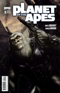 Planet of the Apes #2 (2011)