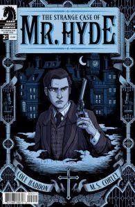 The Strange Case of Mr. Hyde #2 (2011)