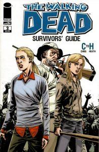 The Walking Dead Survivors' Guide #2 (2011)