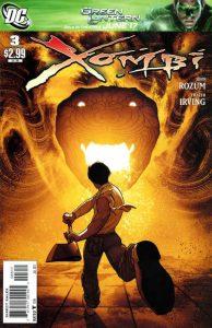 Xombi #3 (2011)