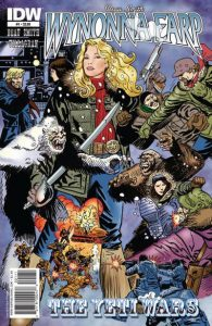 Wynonna Earp: The Yeti Wars #1 (2011)