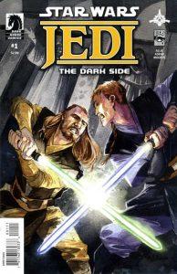 Star Wars: Jedi - The Dark Side #1 (2011)