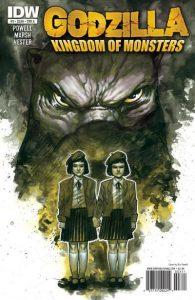 Godzilla: Kingdom of Monsters #3 (2011)