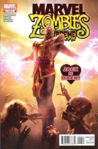 Marvel Zombies Supreme #4 (2011)