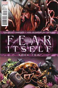Fear Itself #2 (2011)