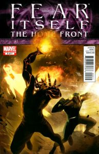 Fear Itself: The Home Front #2 (2011)