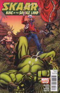 Skaar: King of the Savage Land #3 (2011)