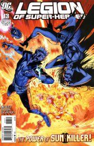 Legion of Super-Heroes #13 (2011)