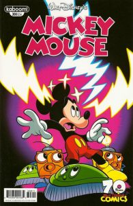 Mickey Mouse #308 (2011)