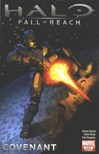 Halo: Fall of Reach - Covenant #2 (2011)