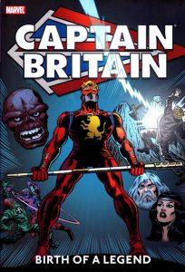 Captain Britain #1 (2011)