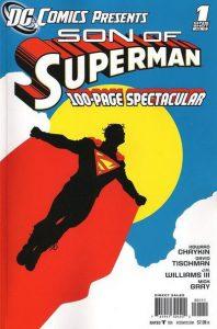 DC Comics Presents: Son of Superman #1 (2011)