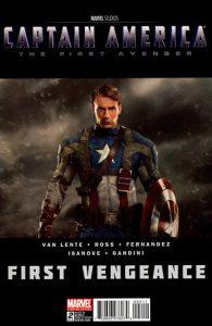 Captain America: First Vengeance #2 (2011)