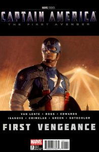 Captain America: First Vengeance #1 (2011)