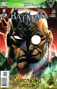 Batman: Arkham City #2 (2011)