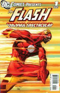DC Comics Presents: The Flash #1 (2011)