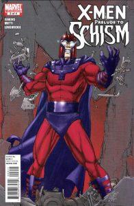 X-Men: Prelude to Schism #2 (2011)