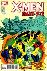 X-Men Giant-Size #1 (2011)