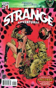 Strange Adventures #1 (2011)