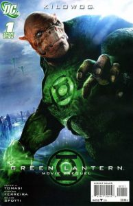 Green Lantern Movie Prequel: Kilowog #1 (2011)