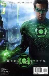 Green Lantern Movie Prequel: Hal Jordan #1 (2011)