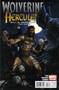 Wolverine / Hercules: Myths, Monsters & Mutants #3 (2011)