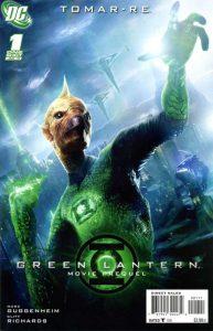Green Lantern Movie Prequel: Tomar-Re #1 (2011)