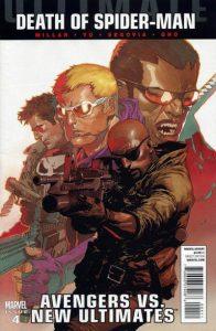 Ultimate Avengers Vs. New Ultimates #4 (2011)