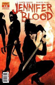 Jennifer Blood #4 (2011)