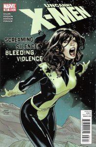 The Uncanny X-Men #537 (2011)